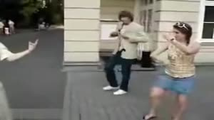 Karate Girl fail