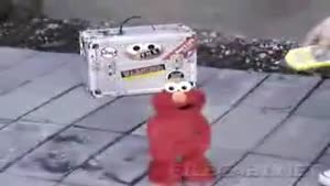Elmo Burning (it tickles)