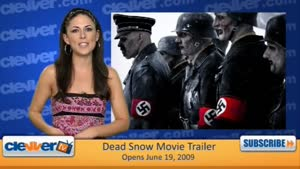 Dead Snow Movie Trailer