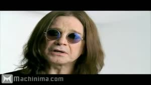 World of Warcraft TV Spot: Ozzy Osbourne (Machinima)