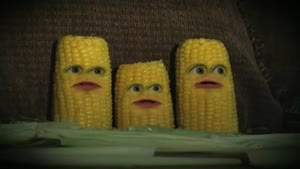 Terrified Corn Cobs