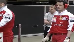 McLaren vs Ferrari team