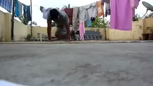 Breakdance FAIL!