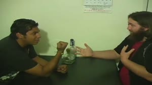 Arm Wrestling Prank