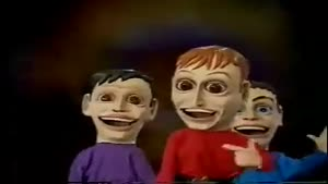 Creepy Childrens Puppet Show