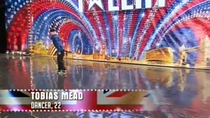 Amazing Dancer at Britain's Got Talent!