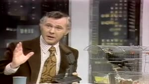 Johnny Carson and the Myna bird