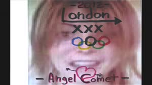 Angel Comet: 2012 Olympic Mascot