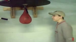 Punching Bag Fail