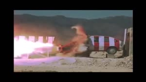 Rocket Vs Car