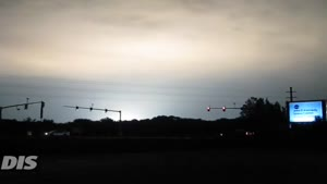 Shuttle Launch Turns Night Into Daylight