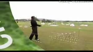 Even Golf Has A Trick Shot Competition