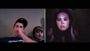 Cute Girl Turns Demonic On Chatroulette