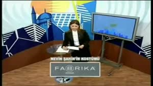 News Anchor Gets Attacked By Studio Decor
