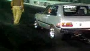 Tyota Starlet 3tc turbo 9.9@136mph