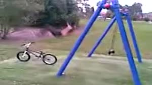 Swing Flip To Bike
