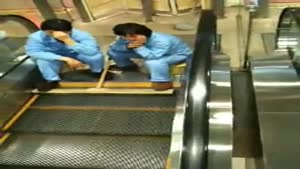Easy Escalator Cleaning