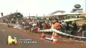 Grandstand Collapses