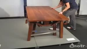 Walking Table