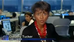 Newsroom Girl Picks Her Nose on Live TV