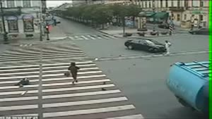 Bad Accident at the Crossroads