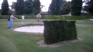 Hedge Jump Fail