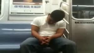Don't Fall Asleep On The Subway