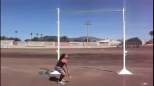 Hammer Throw Knockout