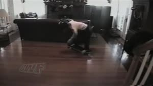 Dad Skateboard Lesson