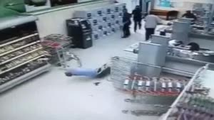 World's Worst Security Guard