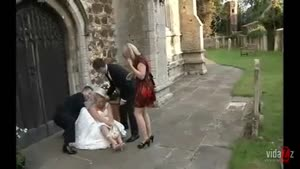 Don't Drop Your Bride!