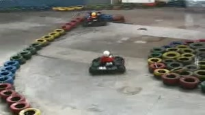 Go Karts Crash