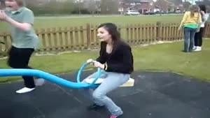 Seesaw Faceplant