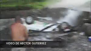 Rally Car Almost Kills Female Spectator
