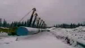 Russian Pipeline Accident