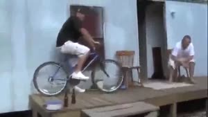 Bike Stunt Fail