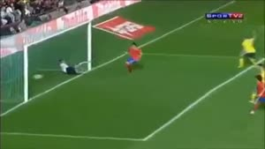 Top 11 soccer goal misses in 2010