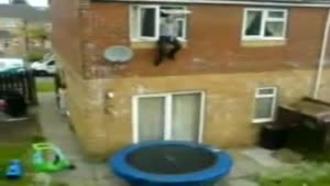 Window Jump Fail