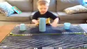 Awesome Toddler Trick