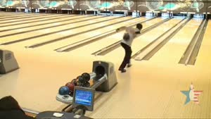 Josh Scanlan Accidentally Bowls The Greatest Strike Ever