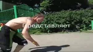 Entertainment of Russian teenagers.