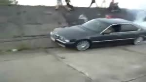 BMW Show Off FAIL