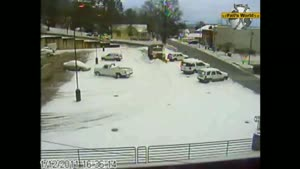 Snow Plow Parking Fail