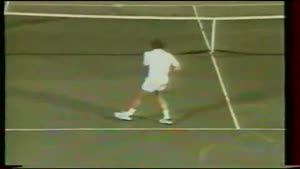 Impossible Tennis Hit