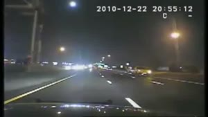 Dash Cam Catches Spectacular Crash