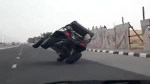 Arabs Showing Some Insane Driving AGAIN