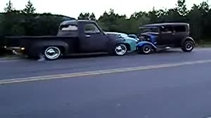 Hot Rods Burnout Duel