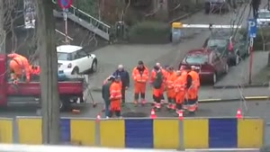 How Many Belgium Does It Take To Fill A Pothole?