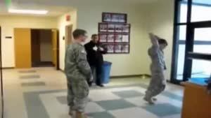 Female Soldier Can't Fight