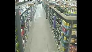 CCTV Footage Of Earthquake In Christchurch